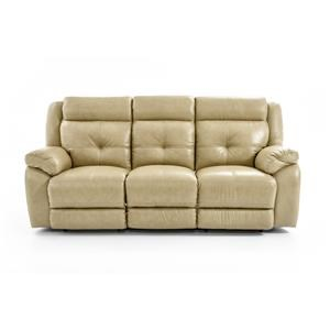 Casual Dual Reclining Sofa