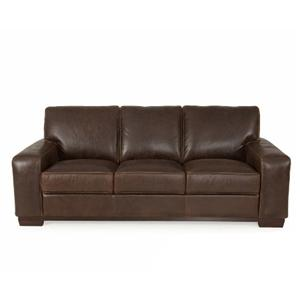 Futura Leather Marquis Leather Sofa