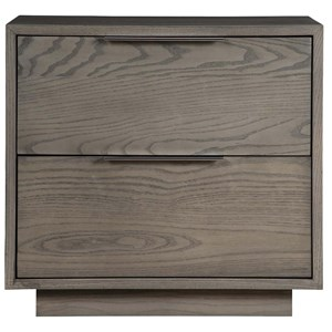 """24"""" Two Drawer Nightstand"""