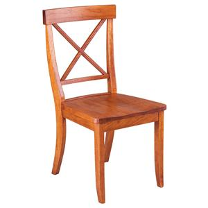 Gat Creek Dining LaCroix Side Chair