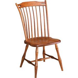 Gat Creek Dining Rod Back Side Chair