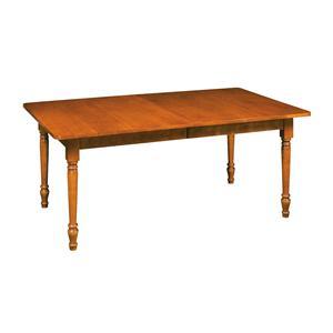 Gat Creek Dining Rectangular Extension Table
