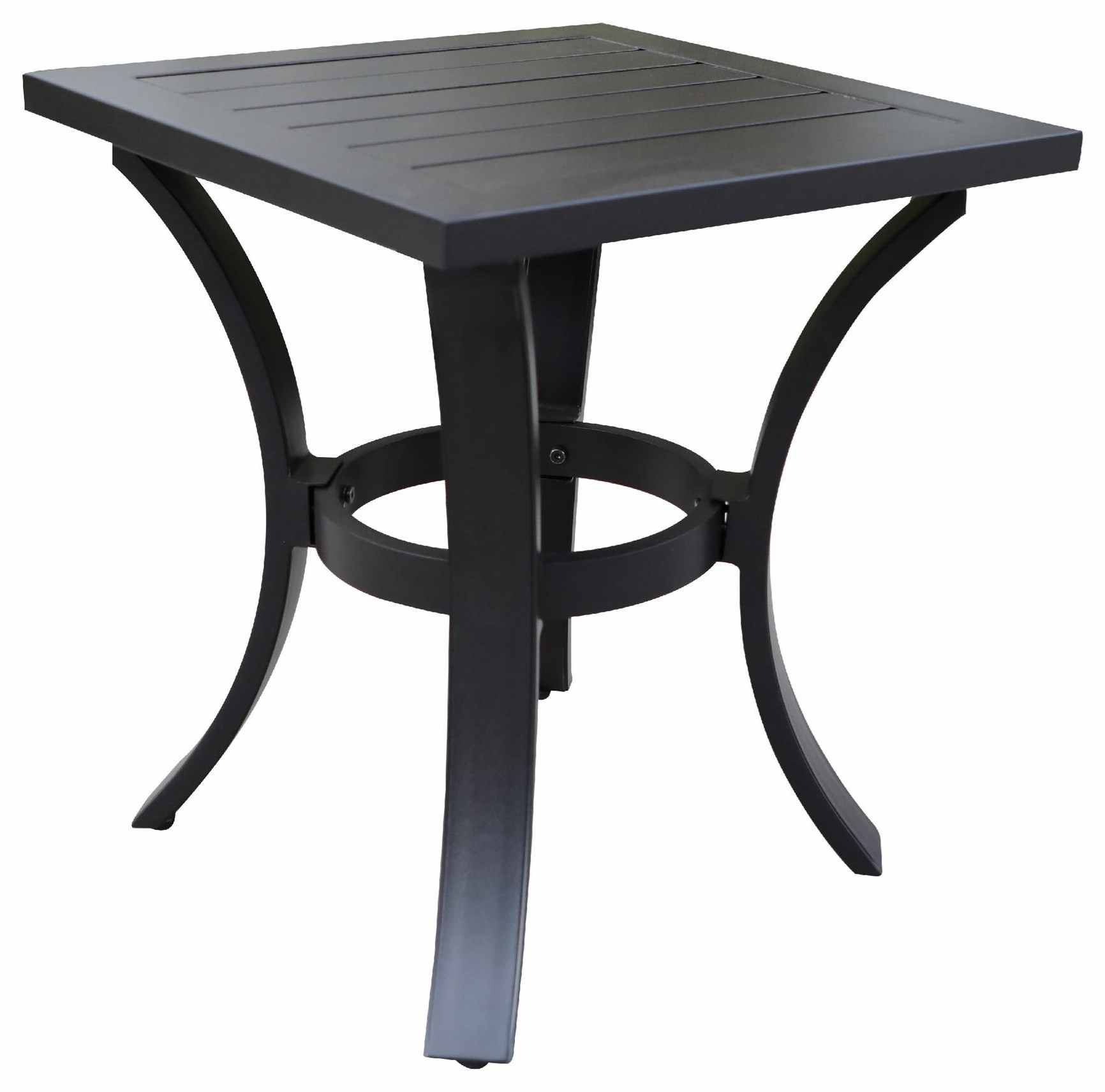 Genoa Outdoor End Table by GatherCraft at Darvin Furniture