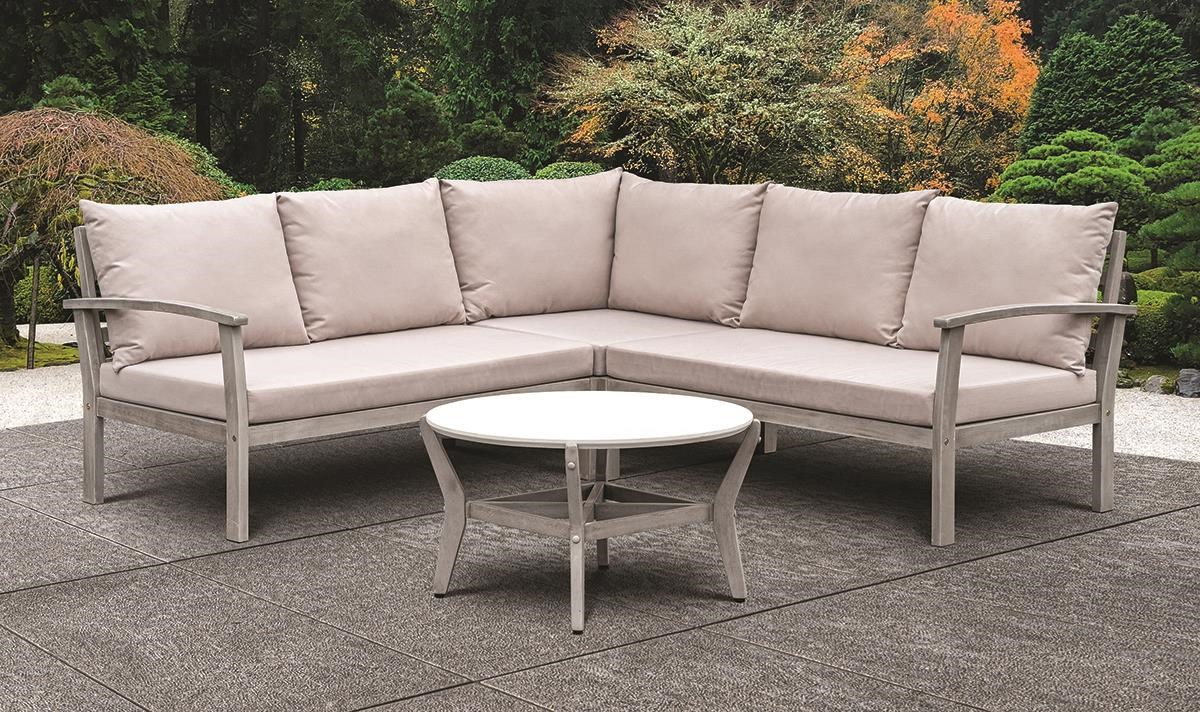 Kingston Outdoor Sectional by GatherCraft at Darvin Furniture