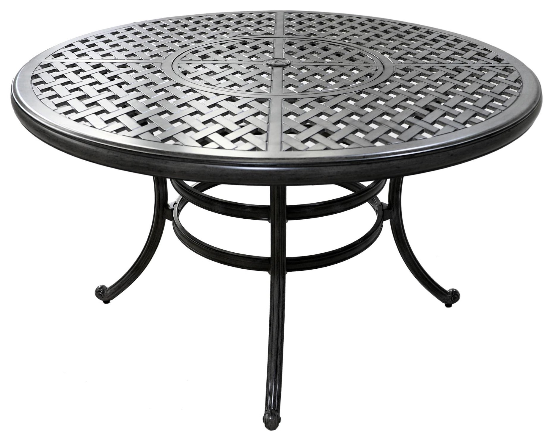 Harper Outdoor Round Dining Table at Becker Furniture