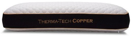 Therma Tech Therma-Tech Medium Profile Pillow by GBS Enterprises at Johnny Janosik