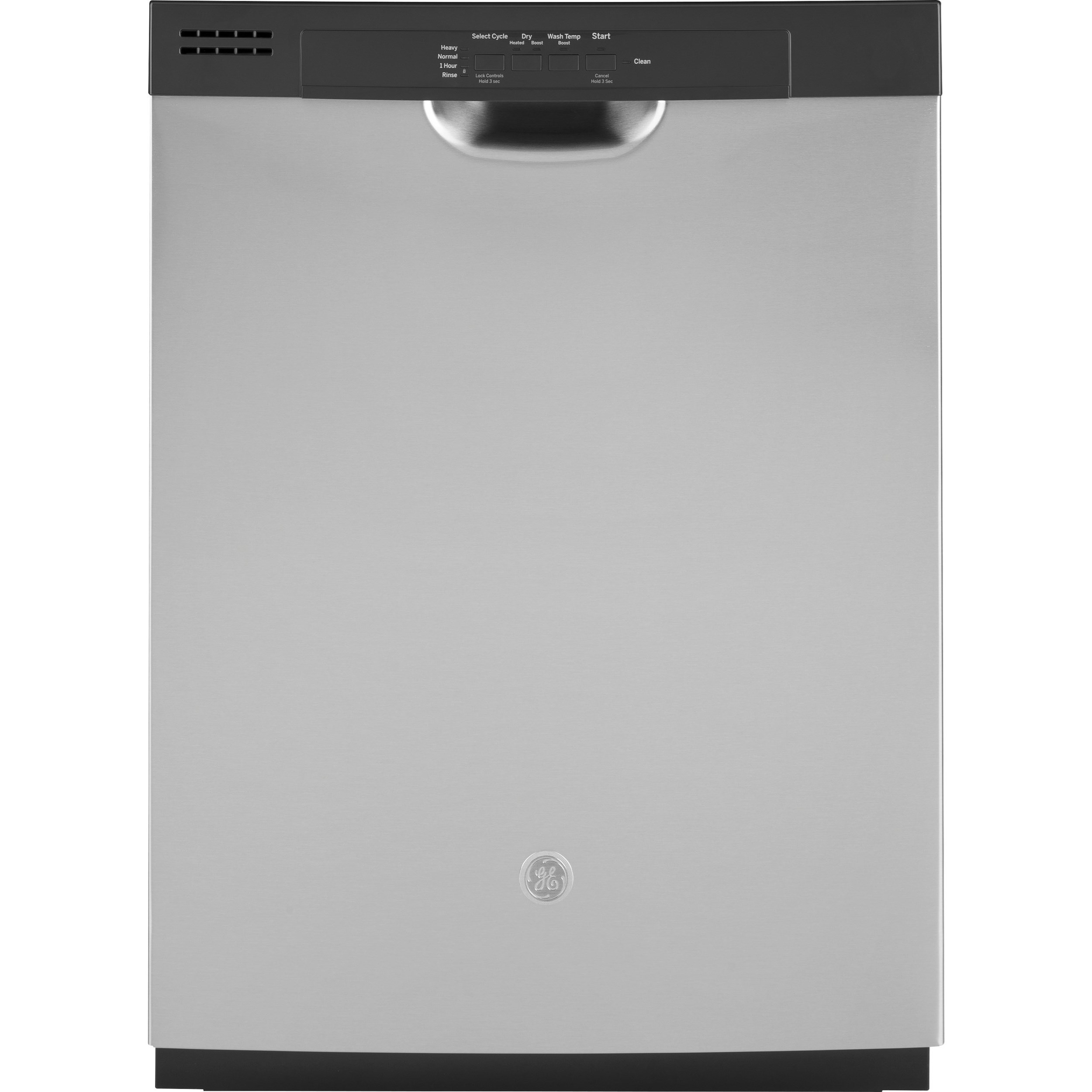 Dishwashers  GE® Dishwasher with Front Controls by GE Appliances at VanDrie Home Furnishings