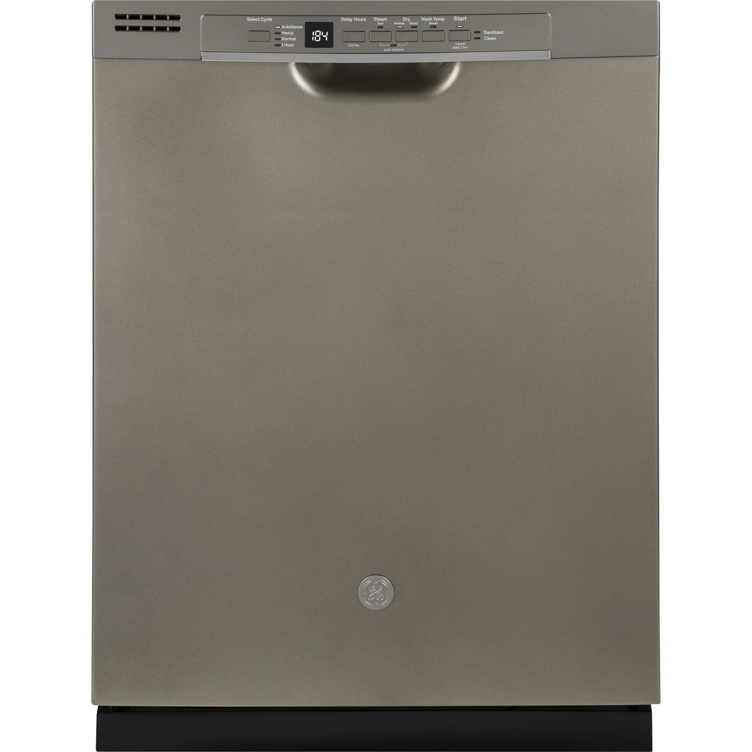 Dishwashers GE® Dishwasher with Front Controls by GE Appliances at Westrich Furniture & Appliances