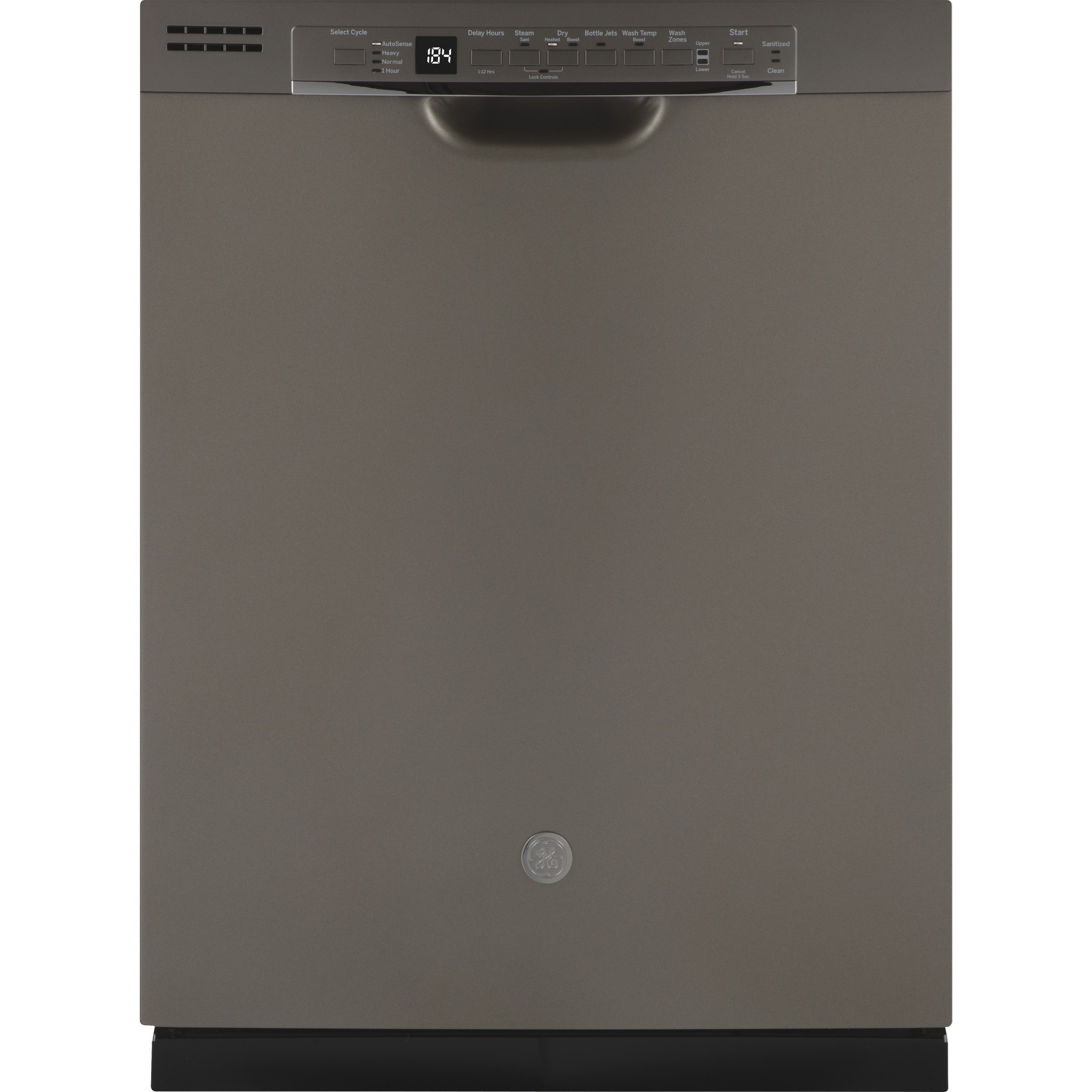 Dishwashers  GE® Dishwasher with Front Controls by GE Appliances at Furniture and ApplianceMart