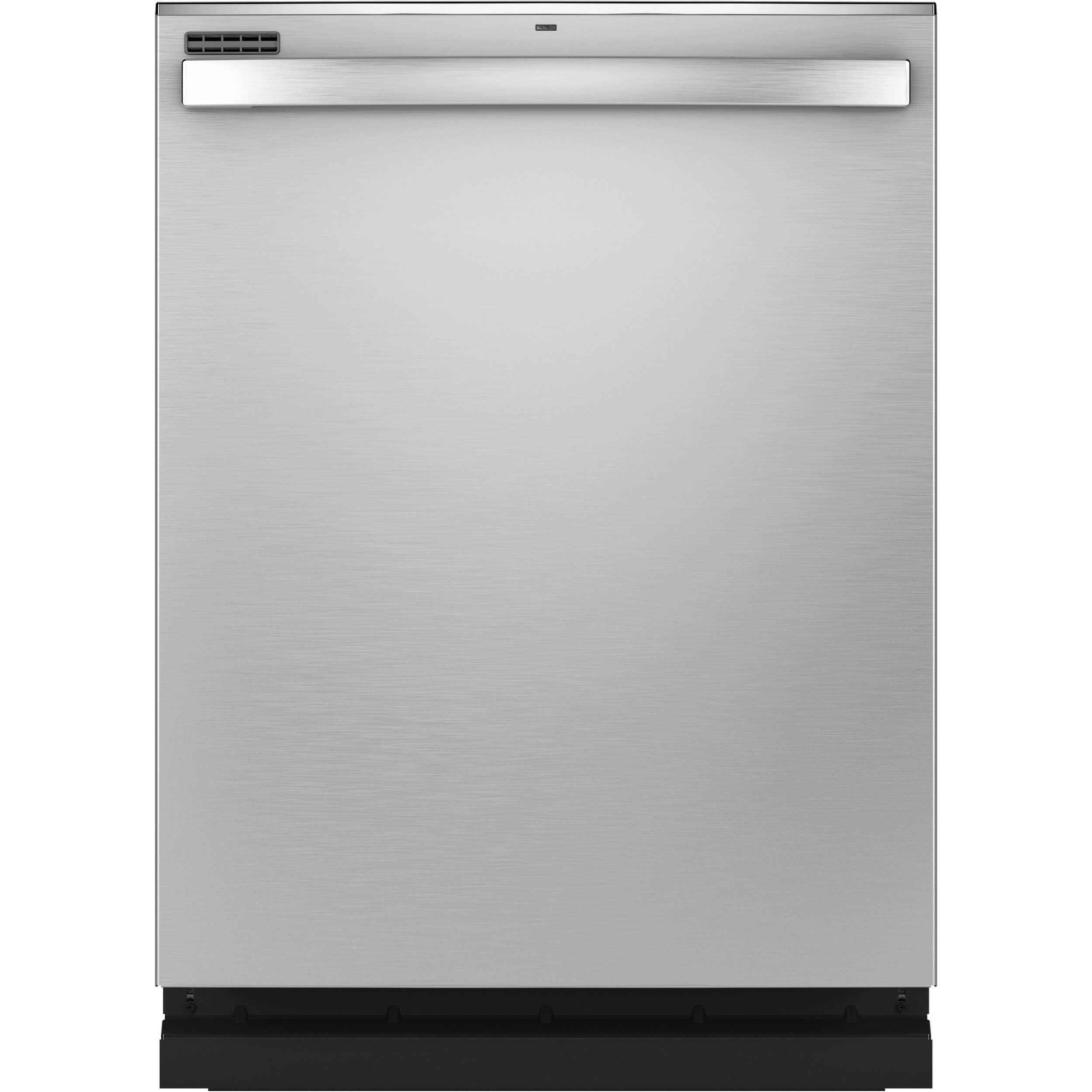 Dishwashers GE® Stainless Steel Interior Dishwasher by GE Appliances at Furniture and ApplianceMart