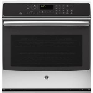 "30"" Profile™ Series Built-In Convection Wall Oven with Self-Clean Heavy-Duty Oven Racks"