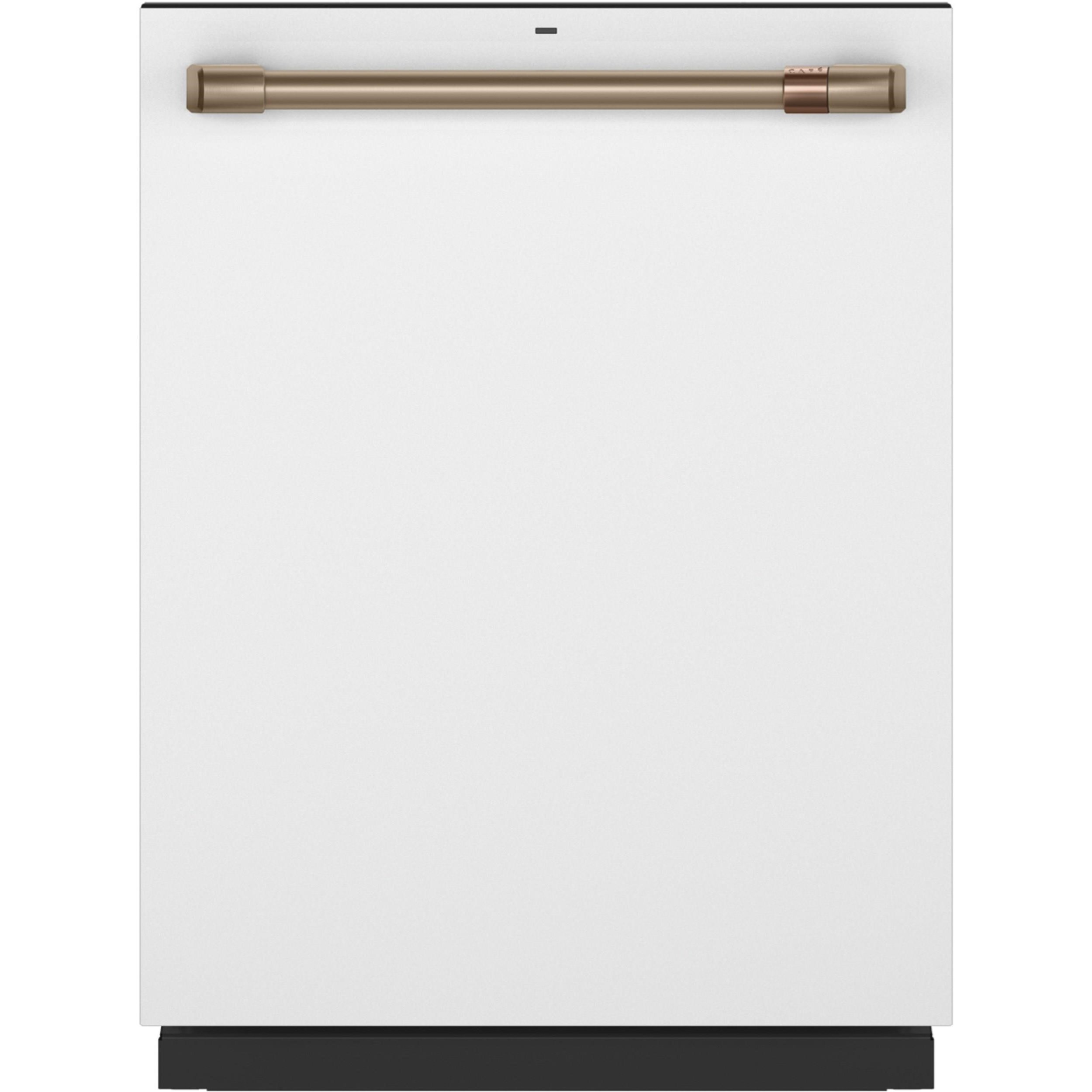 GE Cafe Dishwashers Cafe´™ Stainless Steel Interior Dishwasher by GE Appliances at VanDrie Home Furnishings