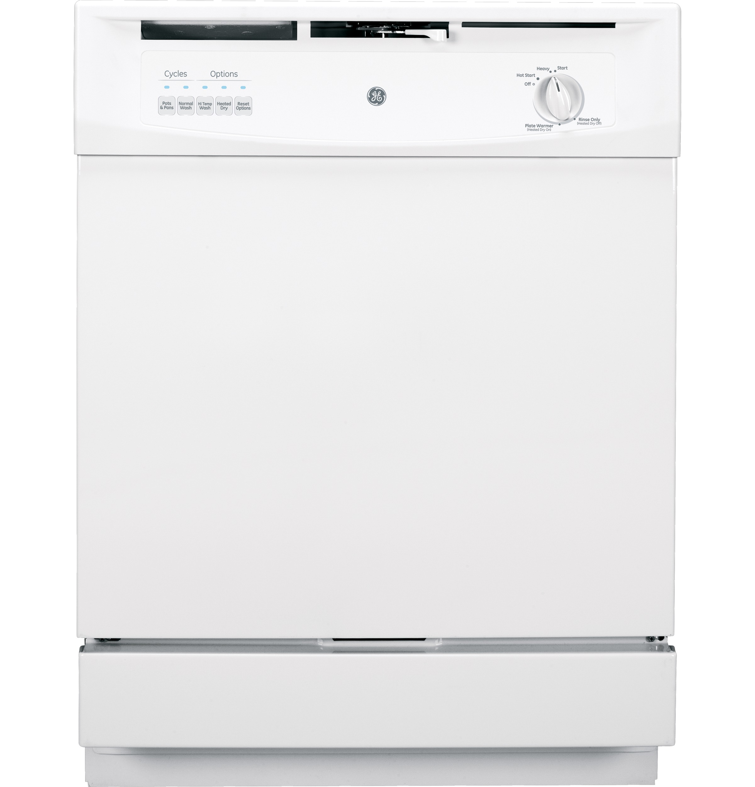 "GE Dishwashers 24"" Built-In Dishwasher by GE Appliances at Furniture and ApplianceMart"