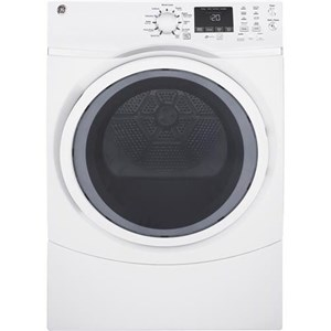7.5 cu. ft. Capacity Front Load Electric Dryer with Steam