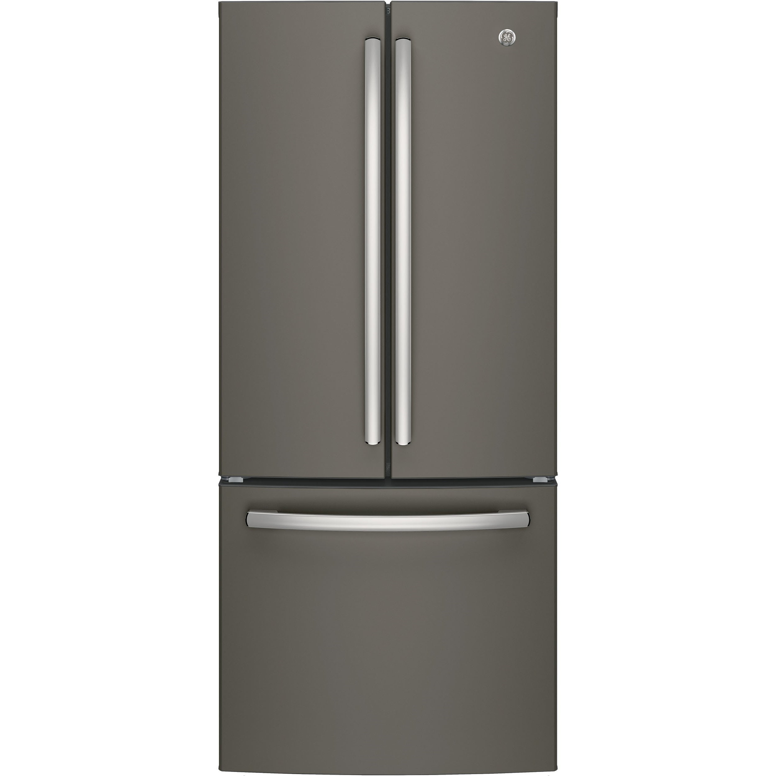 GE French Door Refrigerators 20.8 Cu. Ft. French-Door Refrigerator by GE Appliances at Westrich Furniture & Appliances