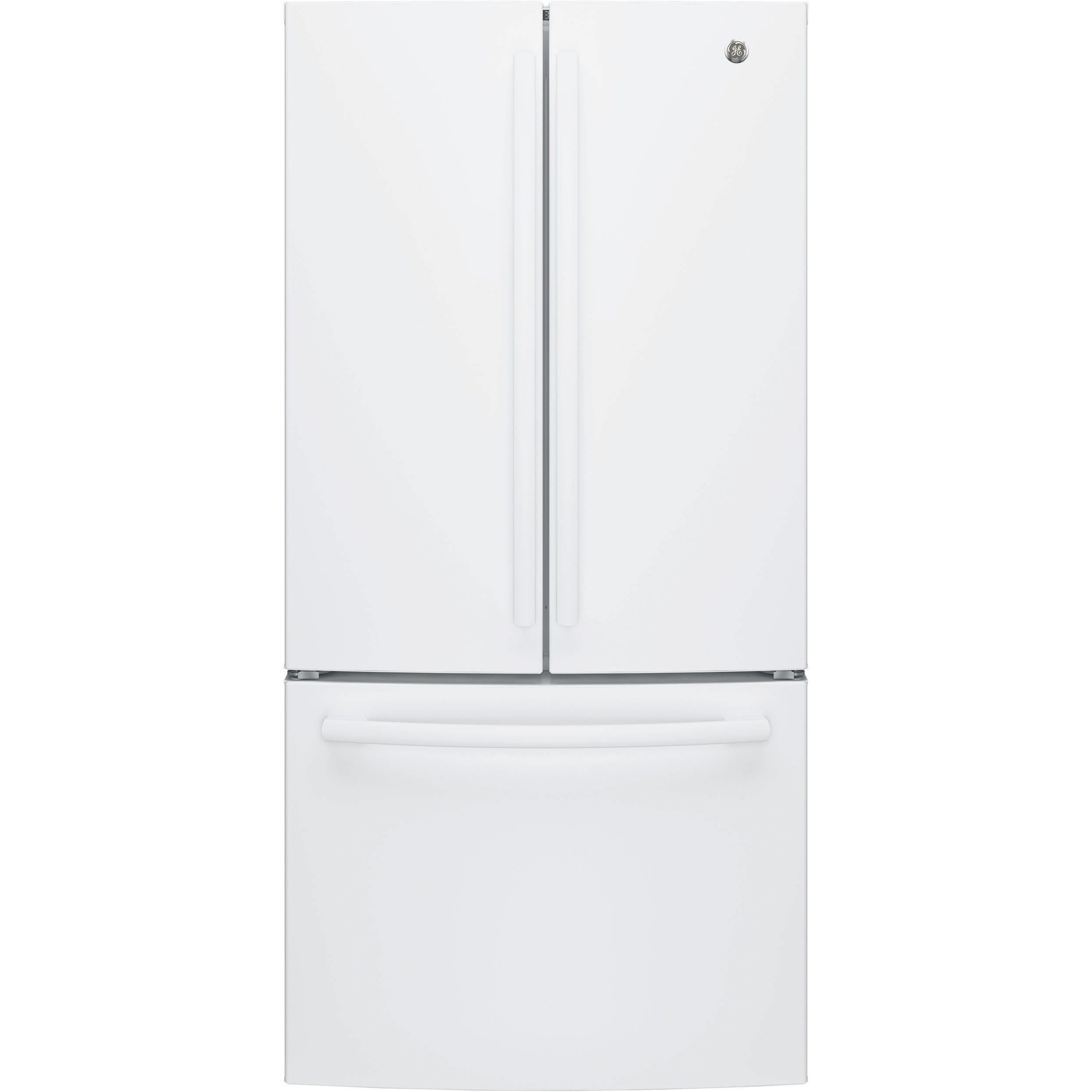GE French Door Refrigerators 24.8 Cu. Ft. French-Door Refrigerator by GE Appliances at Westrich Furniture & Appliances