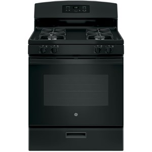 """30"""" Free-Standing Gas Range with Precise Simmer Burner"""