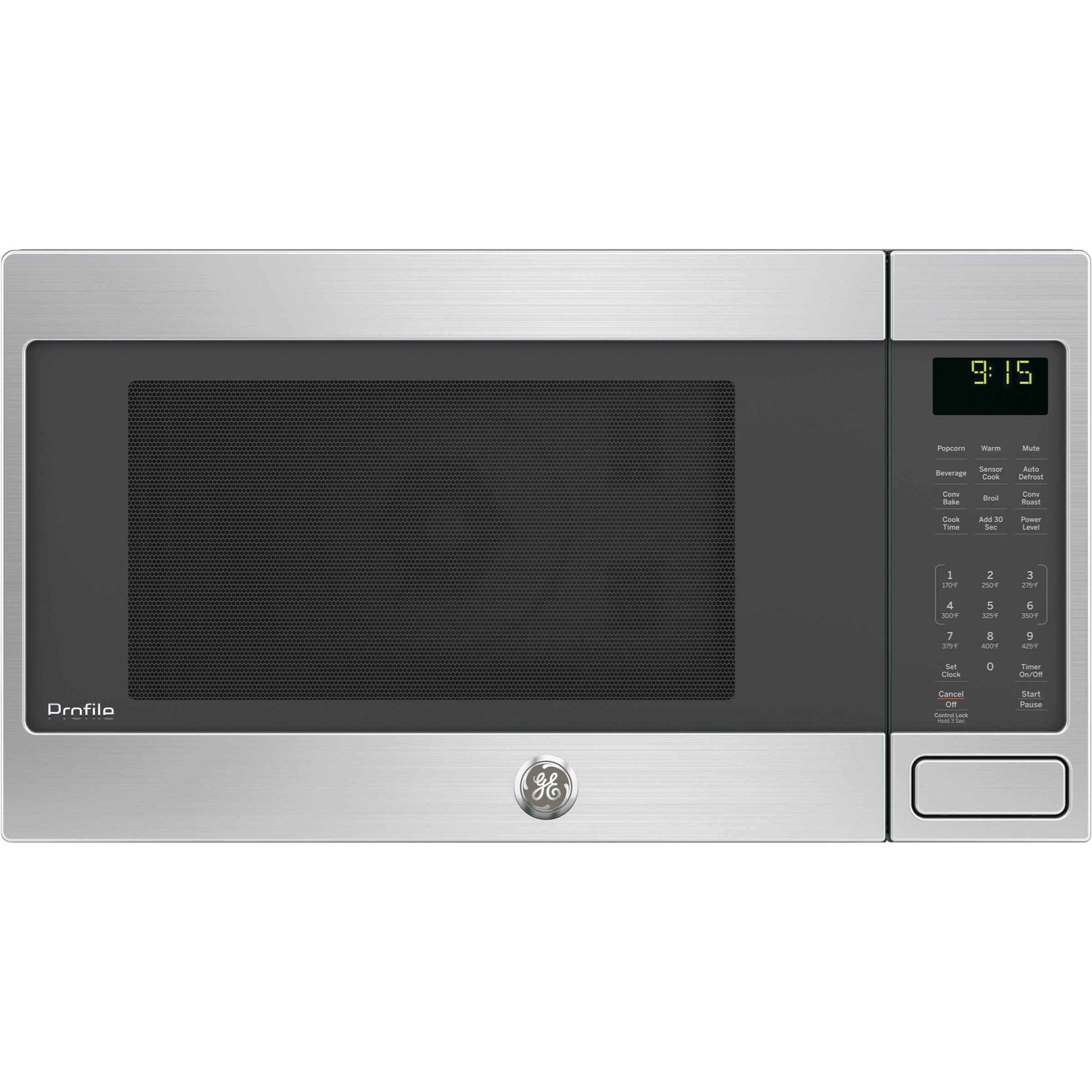GE Microwaves Profile™1.5 Cu. Ft. Countertop Microwave by GE Appliances at Furniture and ApplianceMart