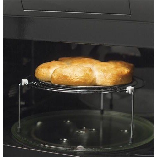 GE Microwaves GE Profile™ 1.7 Cu. Ft. Convection Microwave by GE Appliances at VanDrie Home Furnishings
