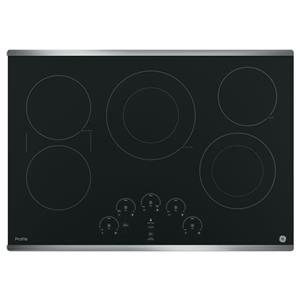 "Profile™ Series 30"" Built-In Touch Control Electric Cooktop"