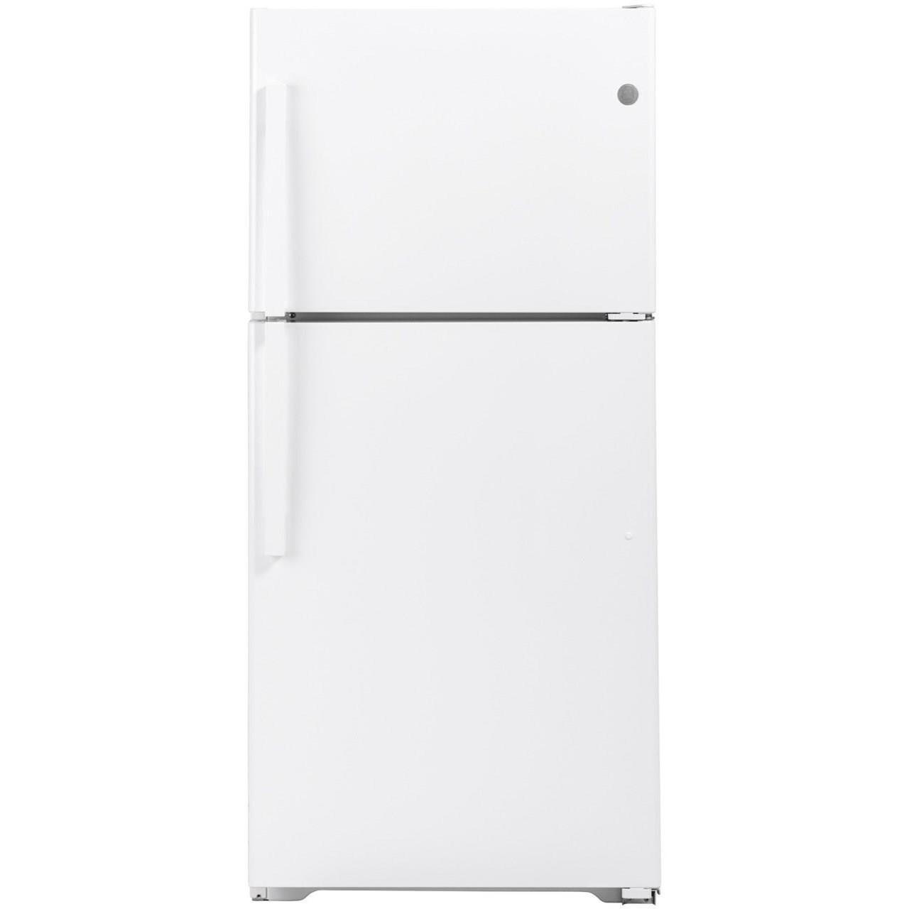GE® 19.2 Cu. Ft. Top-Freezer Refrigerator