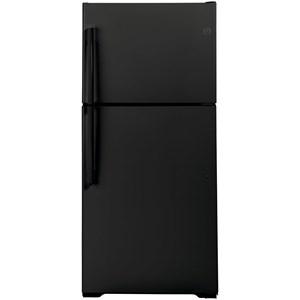 GE® 21.9 Cu. Ft. Top-Freezer Refrigerator
