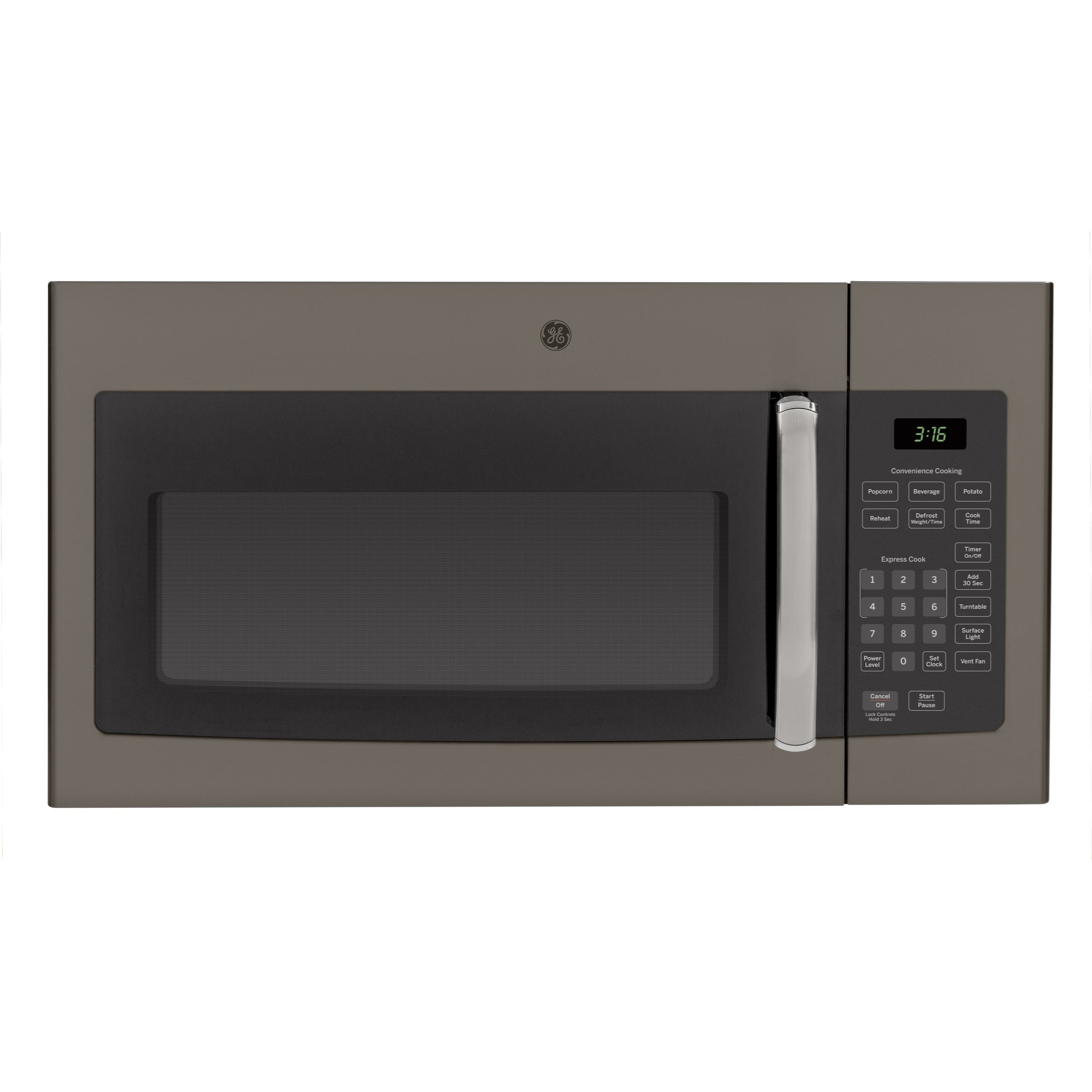 Microwaves 1.6 Cu. Ft. Over-the-Range Microwave Oven by GE Appliances at Furniture and ApplianceMart