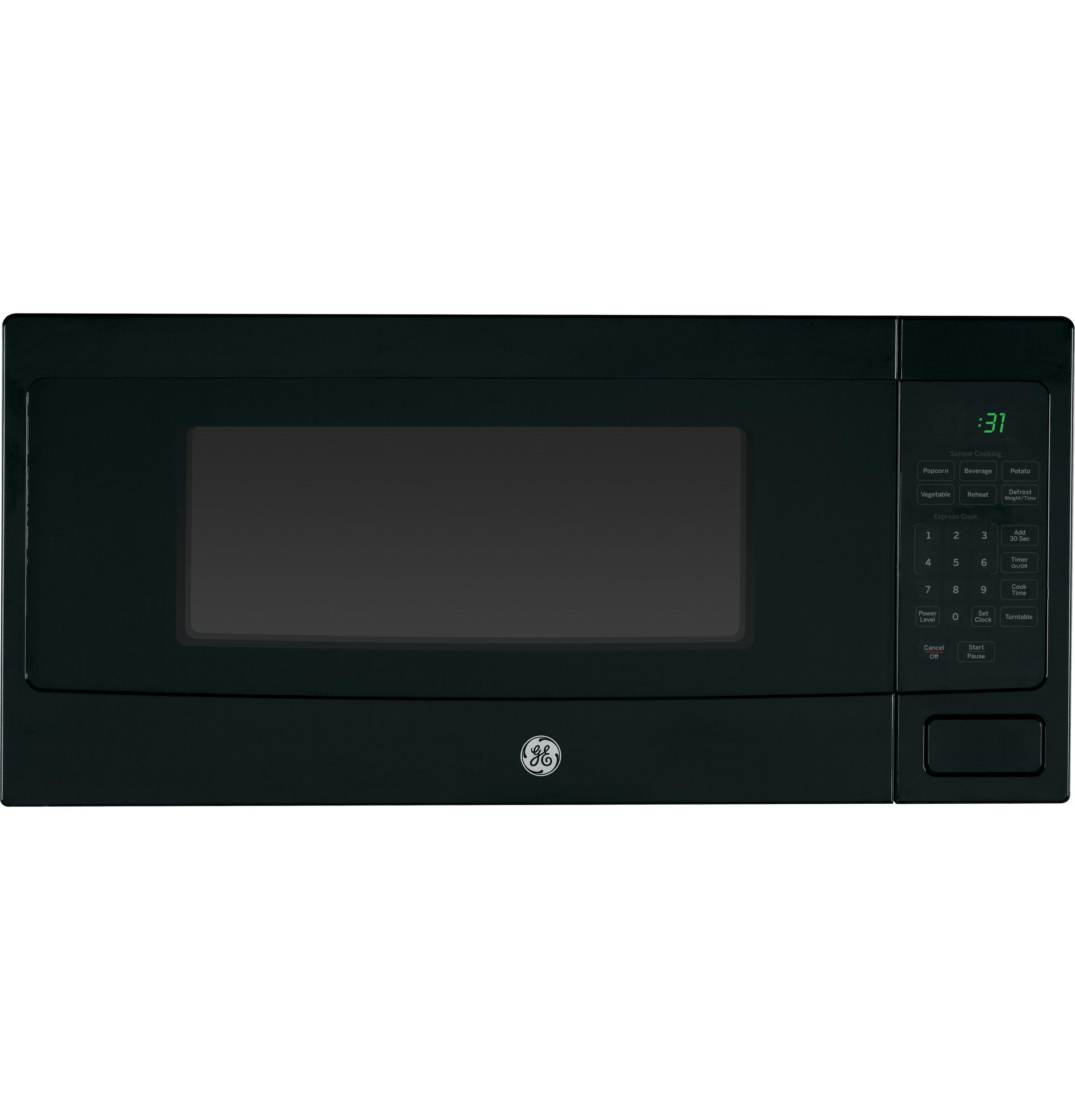 Microwaves  1.1 Cu. Ft. Countertop Microwave Oven by GE Appliances at Furniture and ApplianceMart