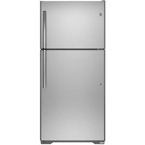 GE Appliances Top-Freezer Refrigerators 18.2 Cu. Ft. Top-Freezer Refrigerator