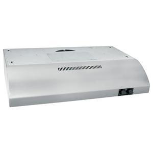 """GE Appliances Ventilation Hoods 30"""" Deluxe Under-Cabinet Range Hood"""