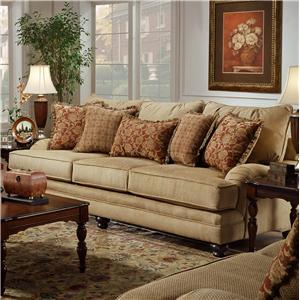 Genesis 1900 Stationary Sofa