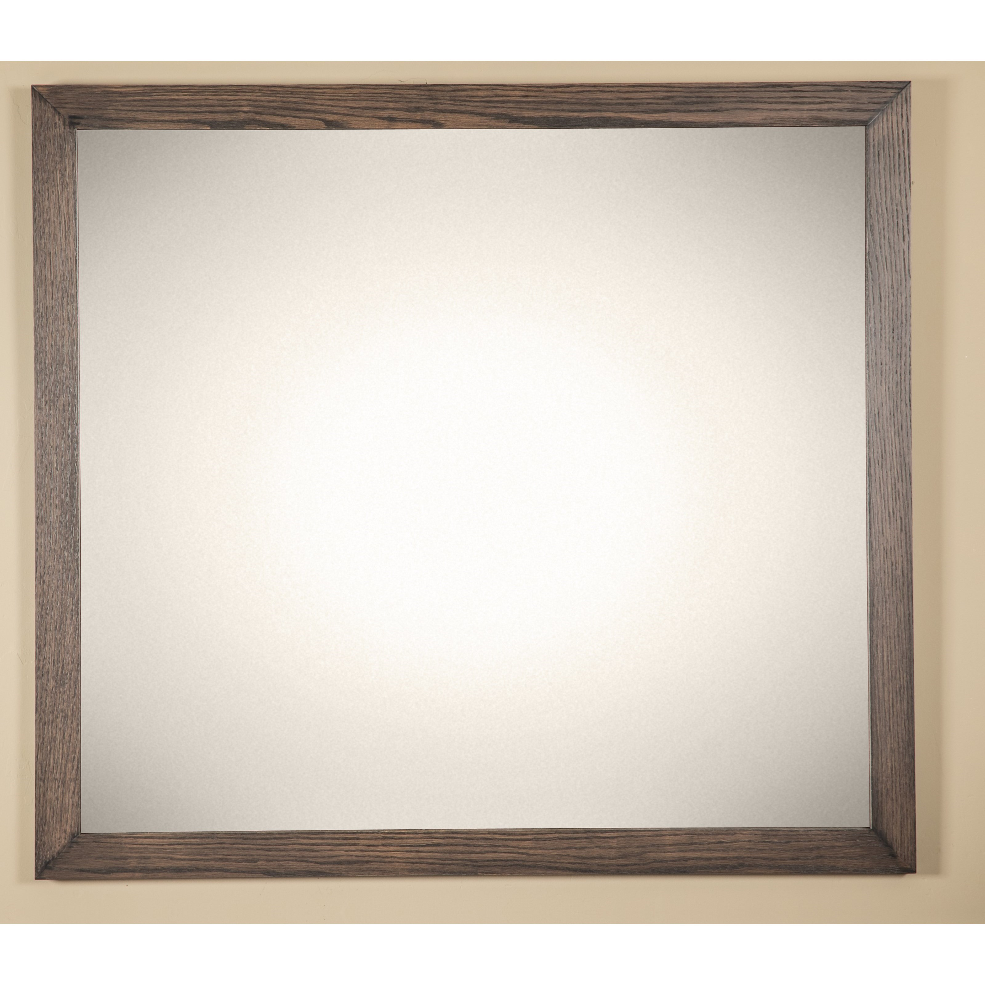 Sullivan Cove Beveled Mirror by Glenmont Furniture at Saugerties Furniture Mart