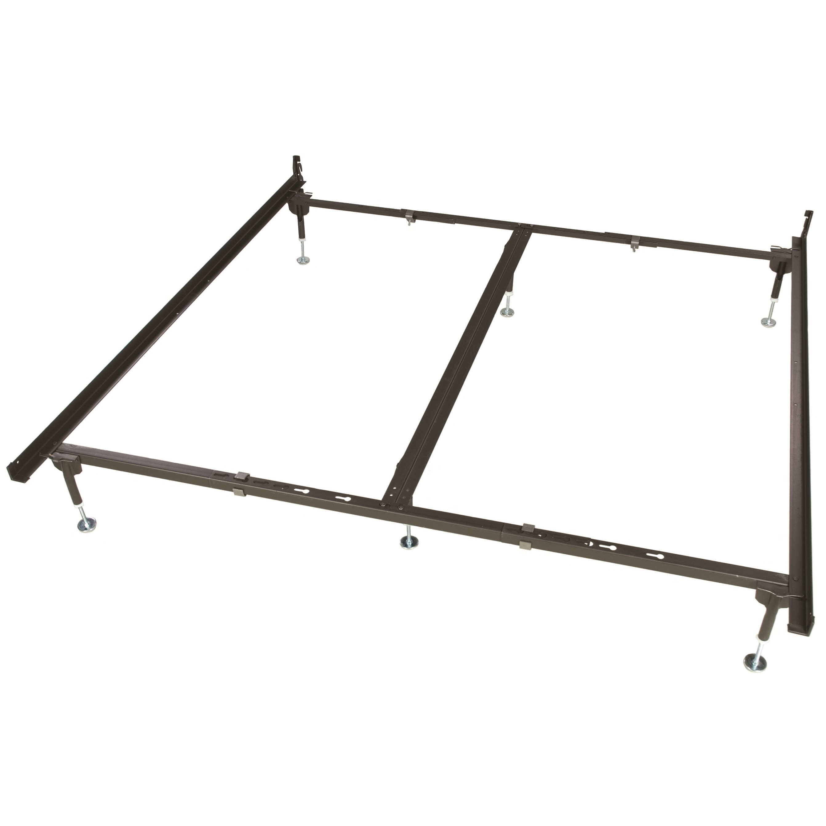 Deluxe Hook In Frames Qn/King/CK Bed Frame for Hook-In Headboard by Glideaway at Beds N Stuff