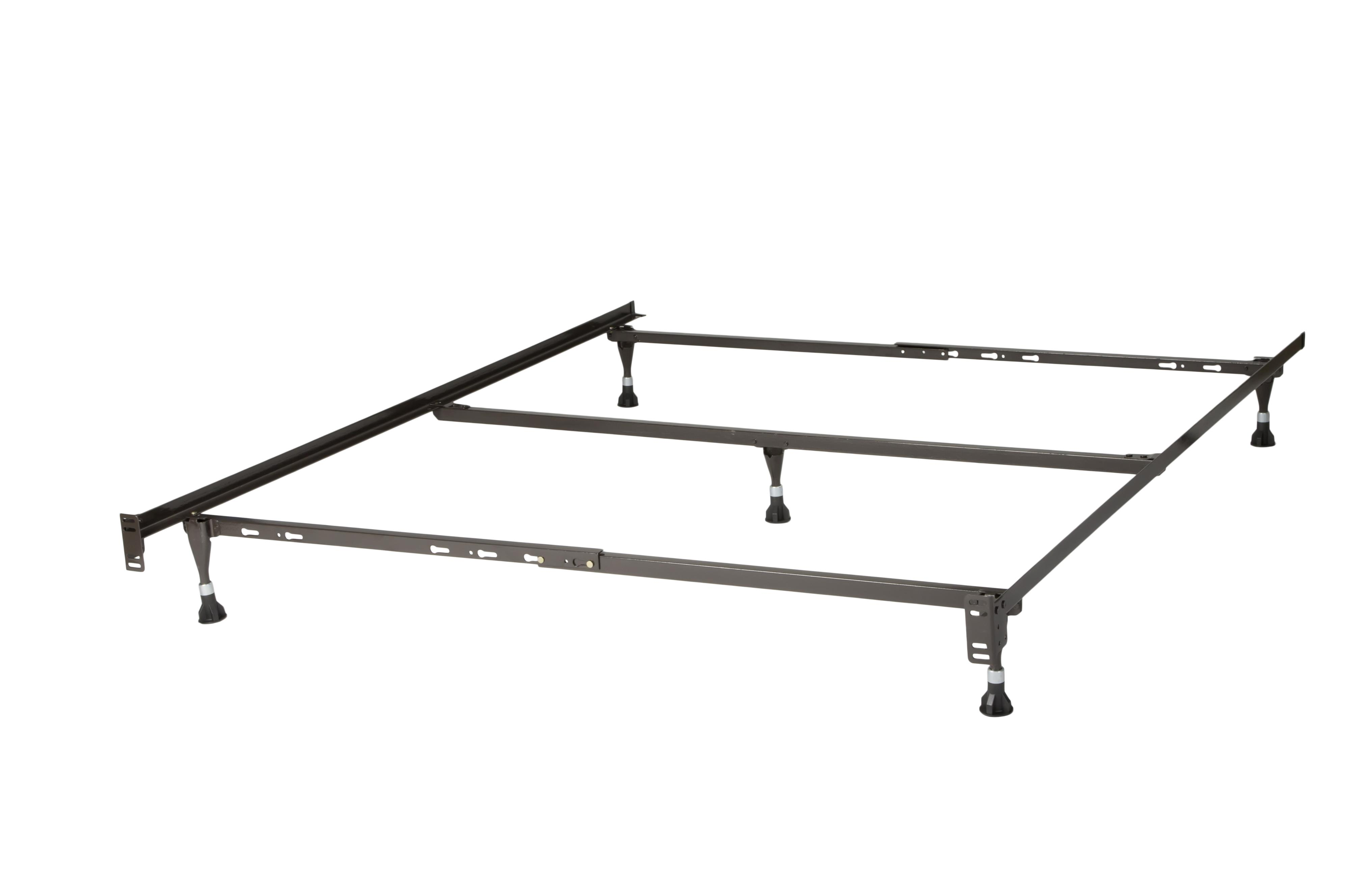 Eco Glide Frames 5 Leg Twin/Full/Queen Bed Frame by Glideaway at H.L. Stephens
