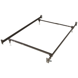 Twin/Full 2 Ended Bed Frame