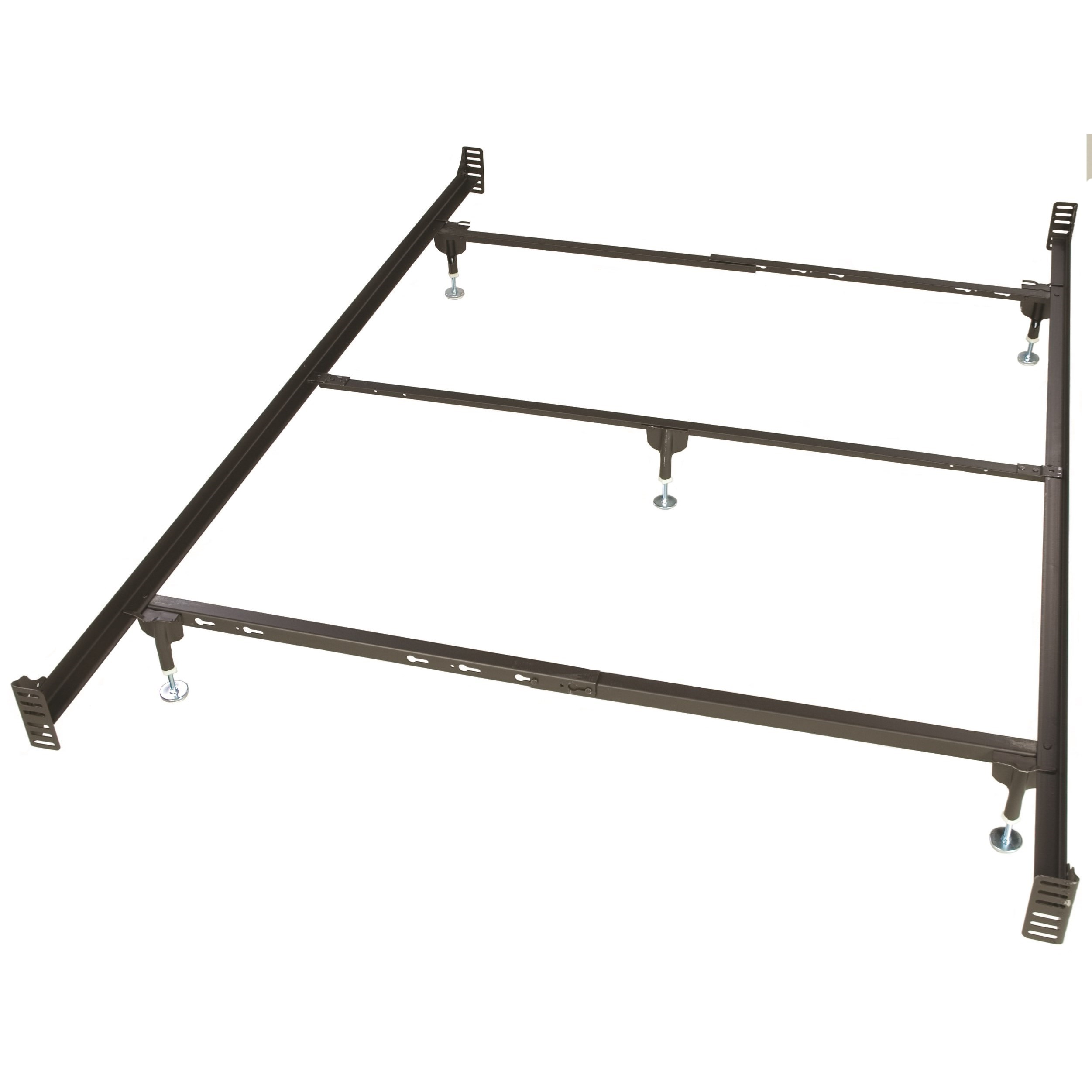 Hdbd FTBD Frames Twin/Full/Qn 2 Ended Bed Frame by Glideaway at Johnny Janosik