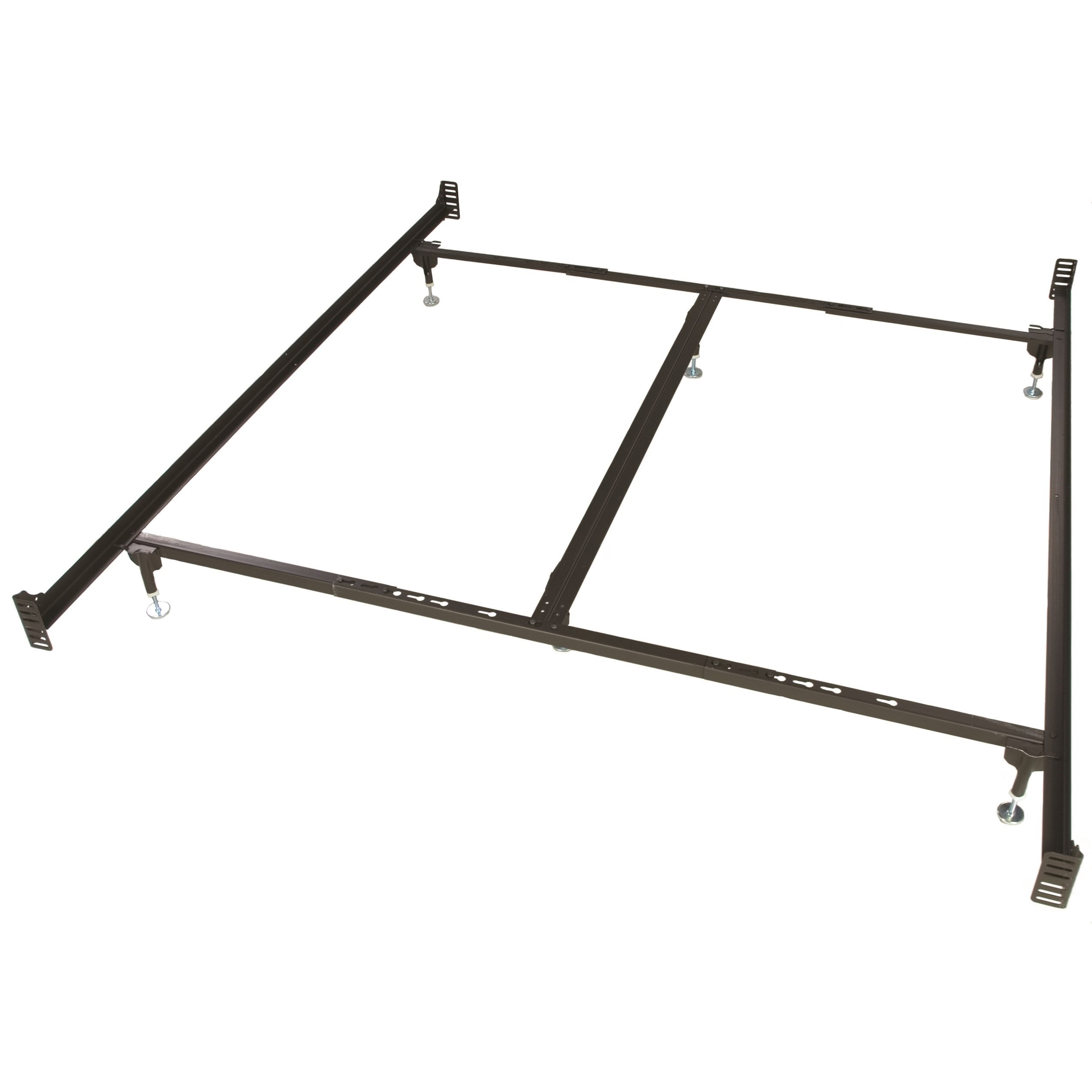 Hdbd FTBD Frames Queen/King/Cal King 2 Ended Bed Frame by Glideaway at Beds N Stuff