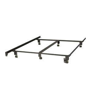 King Ultra Premium Bed Frame with Rug Rollers