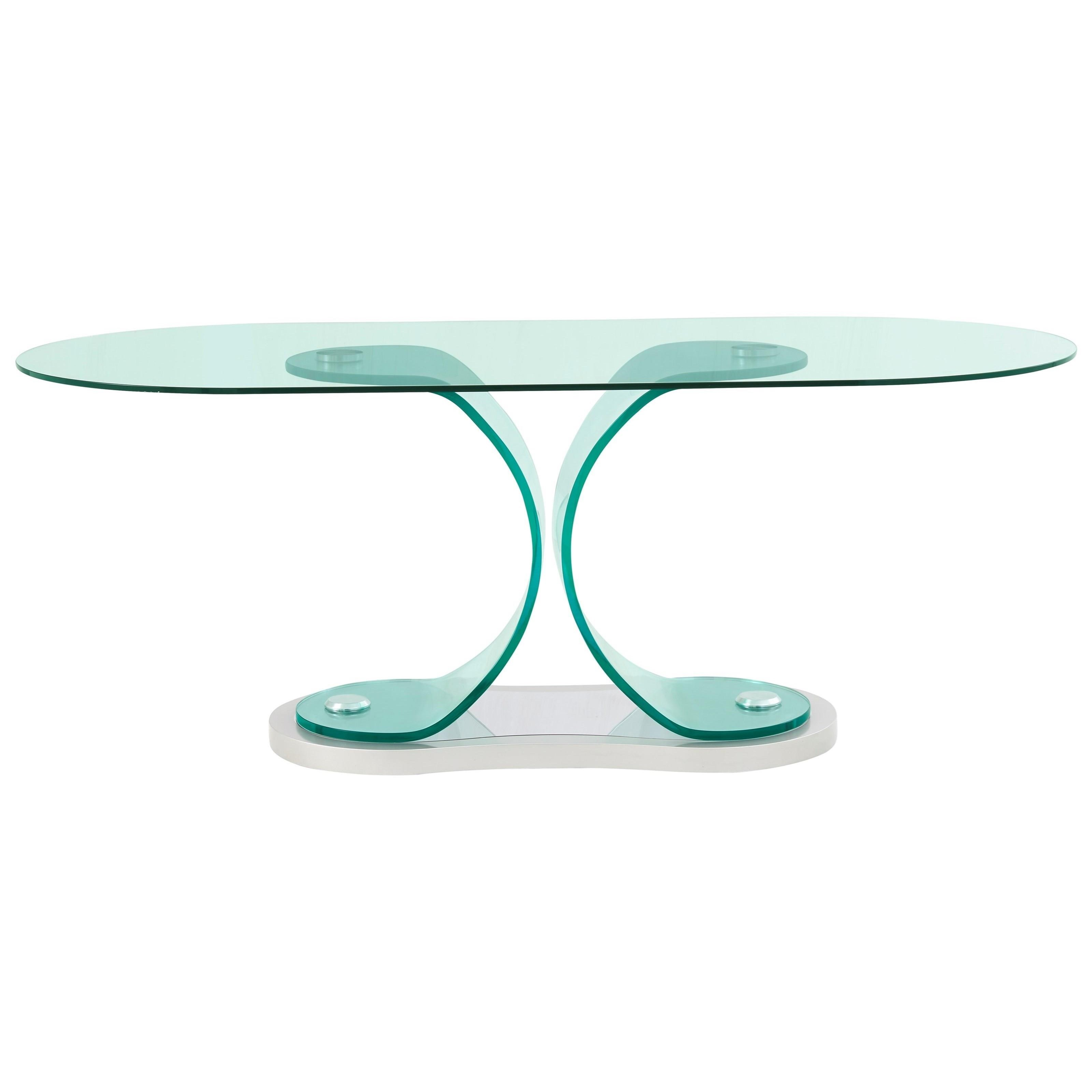 1713 Dining Table by Global Furniture at Nassau Furniture and Mattress