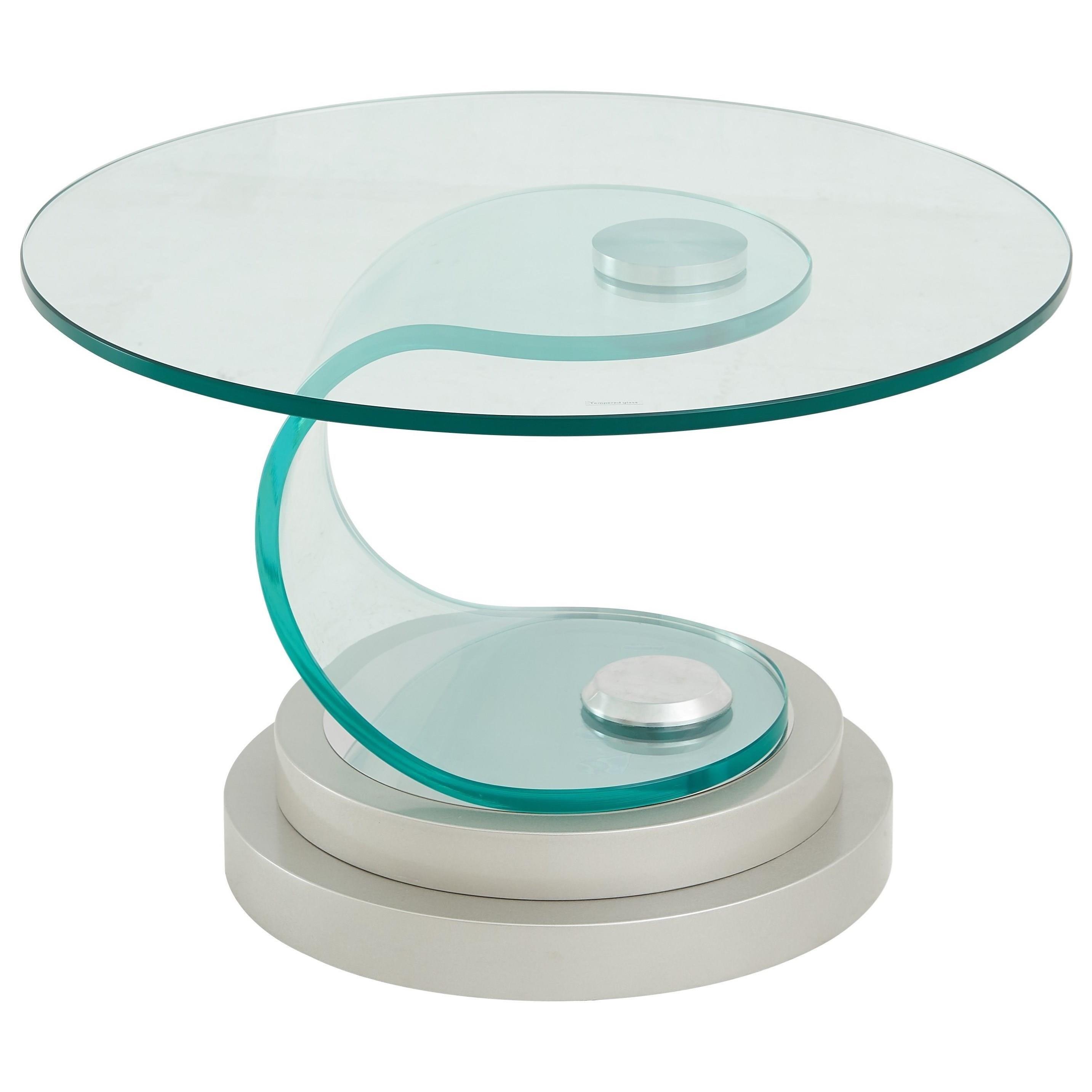 1713 End Table by Global Furniture at Corner Furniture