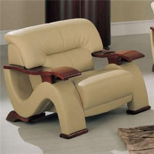 Global Furniture 2033 Contemporary Chair