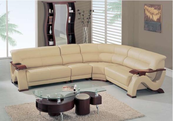 2033 Contemporary Sectional by Global Furniture at Nassau Furniture and Mattress