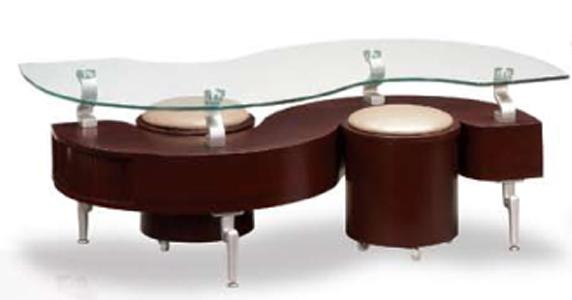 288 Coffee Table by Global Furniture at Dream Home Interiors