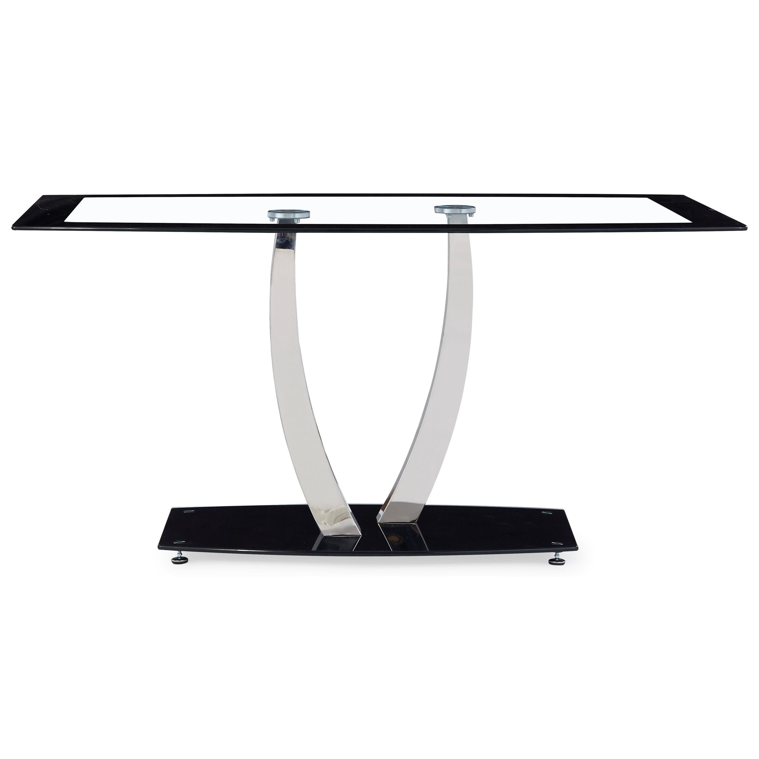 716 Dining Table by Global Furniture at Nassau Furniture and Mattress