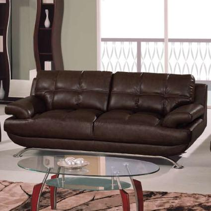 9108 Contemporary Sofa by Global Furniture at Nassau Furniture and Mattress