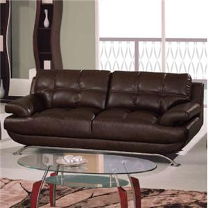 Global Furniture 9108 Contemporary Sofa