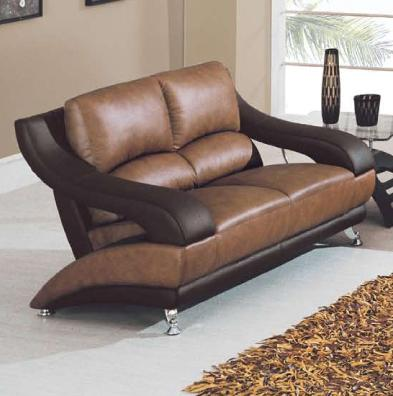 928 Contemporary Love Seat by Global Furniture at Nassau Furniture and Mattress
