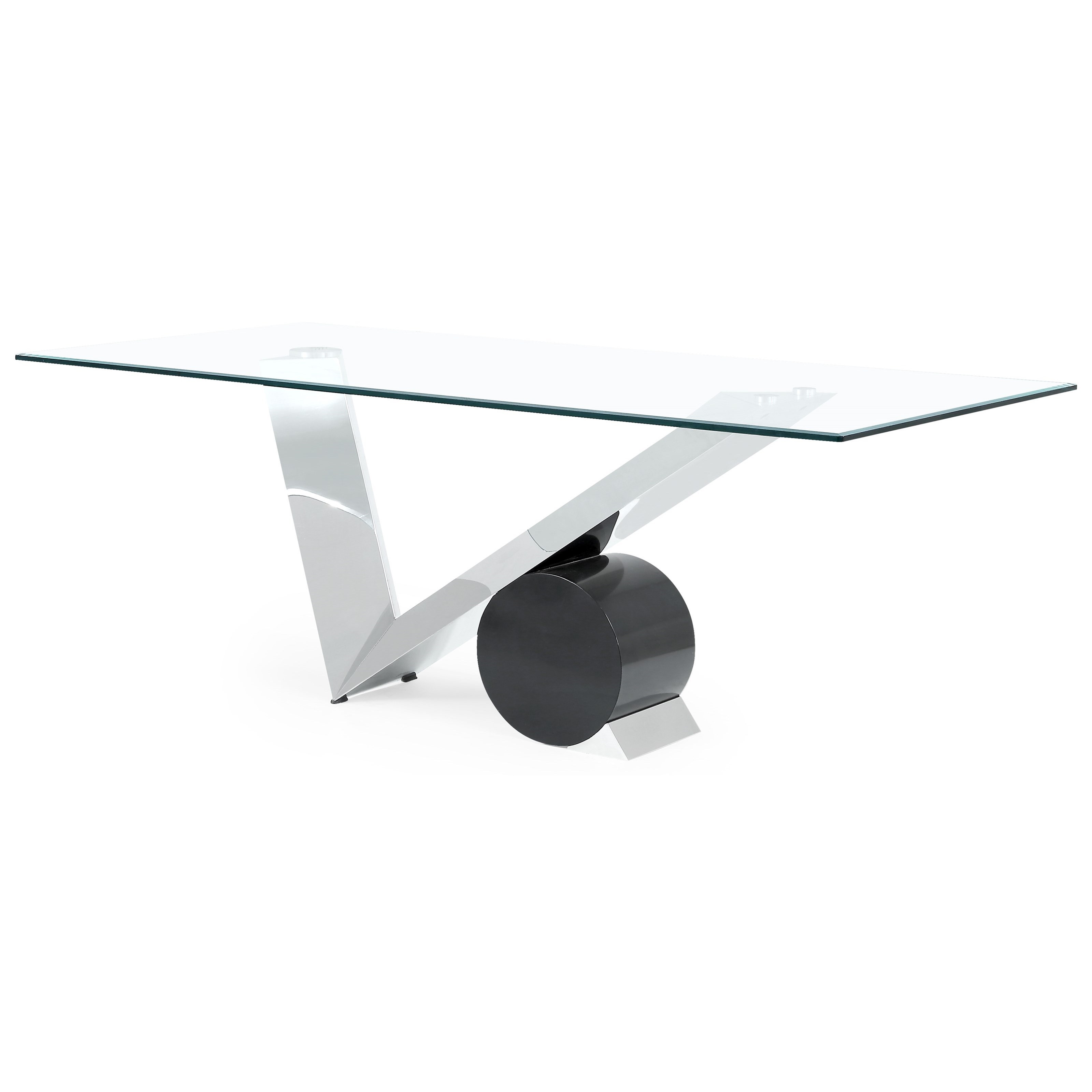 987 Dining Table by Global Furniture at Nassau Furniture and Mattress