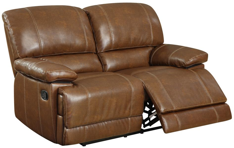 9963 Reclining Loveseat by Global Furniture at Dream Home Interiors