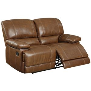 Global Furniture 9963 Reclining Loveseat